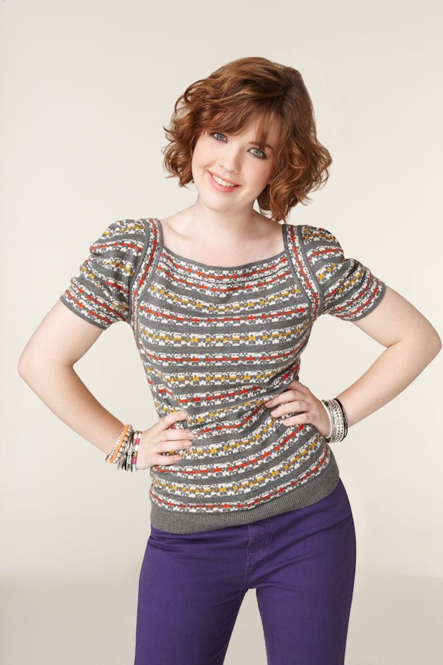 Aislinn Paul, aka Clare on Degrassi