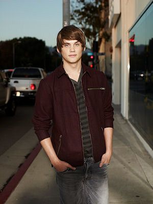 Tony Oller from TeenNick's Gigantic