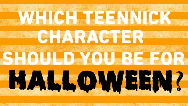 What Should You Be For Halloween