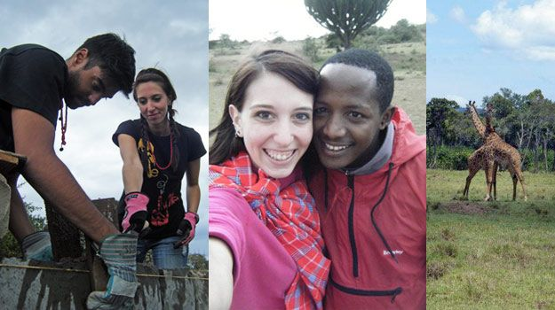 Kerri's trip to Kenya!