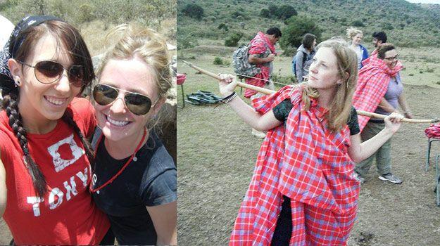 Kerri's trip to Kenya!