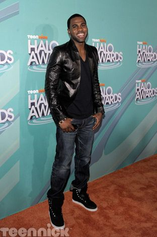 Jason Derulo at the 2011 TeenNick HALO Awards
