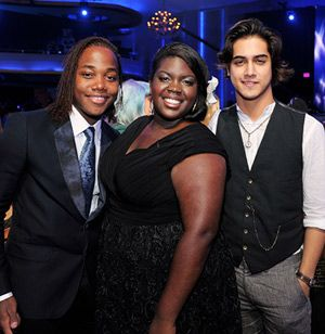 Shanoah Washington at the 2011 TeenNick HALO Awards