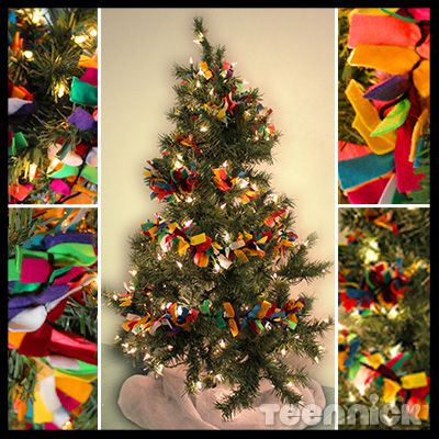 TeenNick Holiday Tree