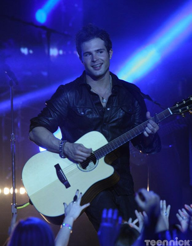 Cody Longo (Eddie Duran on Hollywood Heights)