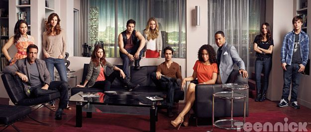 Hollywood Heights!