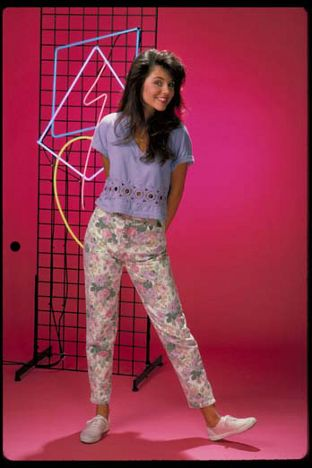 Tiffani Amber Thiessen, Saved by the Bell