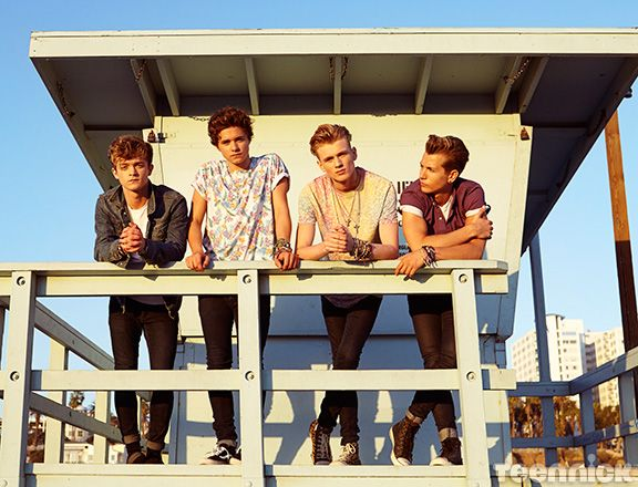 Fresh Artist: The Vamps