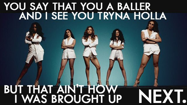 5H Fiercest Lyrics