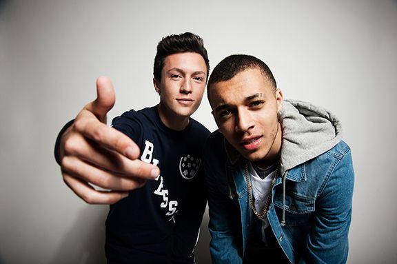 Fresh Artist: Kalin and Myles