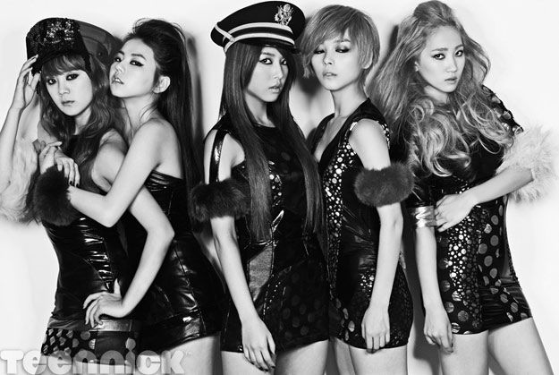 The Wonder Girls