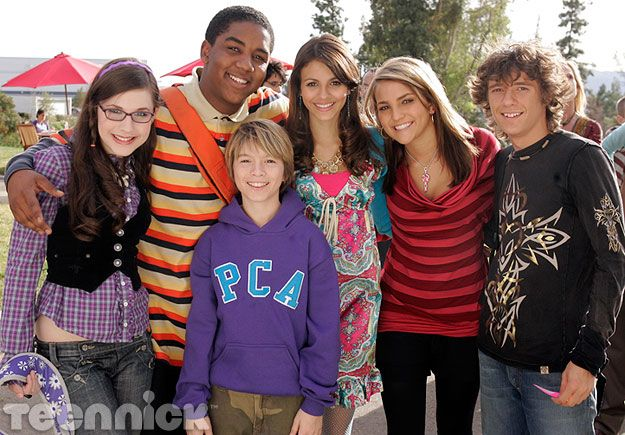 Quinn, Michael, Dustin, Lola, Zoey, and Logan (Not pictured: Chase and Nicole)