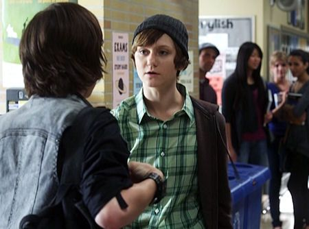 Adam Torres on Degrassi