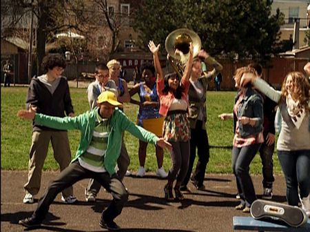 Degrassi's Big D Dance Crew! World Champions.