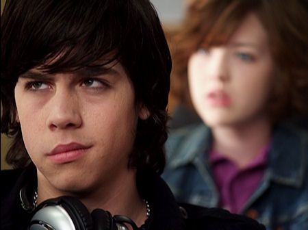 Eli and Clare from Degrassi