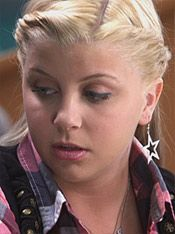 Jenna and her star earring
