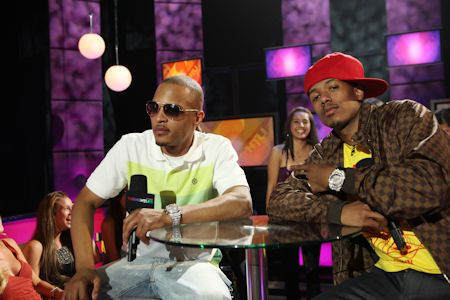 T.I. on TeenNick's The Nightlife with Nick Cannon