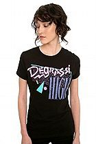 Old school Degrassi shirt from Hot Topic