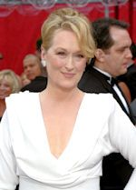 Meryl Streep. Kind of a big deal.