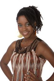 Jajube Mandiela, Chantay from Degrassi