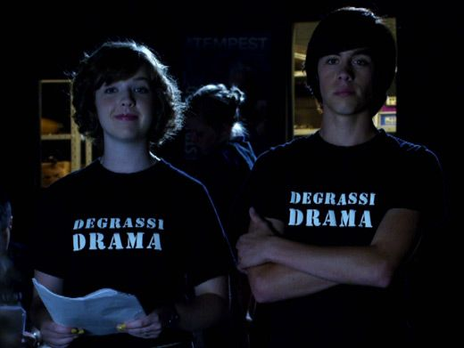 Degrassi Drama