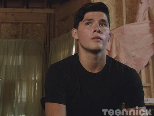 Zig worries about what will happen next after Maya found out he's homeless.