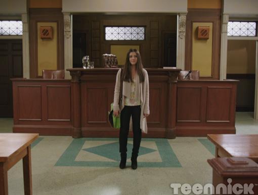Zoe wins her trial!
