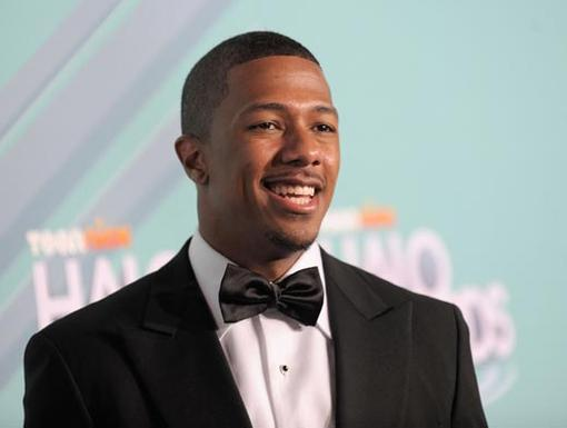 2011 HALO Awards: Orange Carpet | TeenNick Chairman and HALO Awards Host Nick Cannon