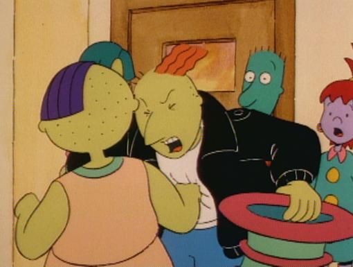 Doug Throws a Party (Season 4)