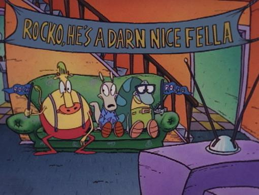 Ed Good, Rocko Bad (Season 4)
