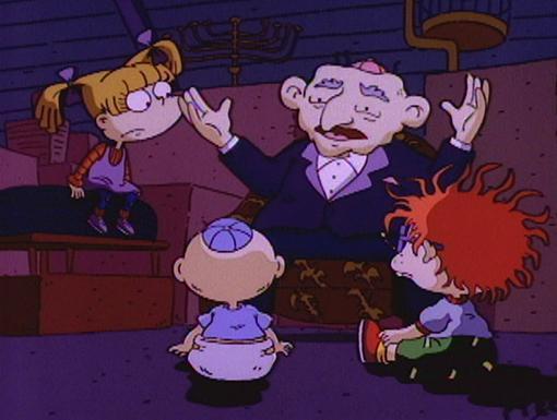 Rugrats Passover (Season 3)