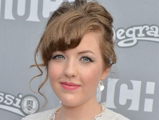 Check out Aislinn Paul now, as a