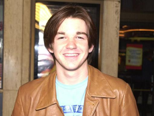 Here's Drake Bell then, when he was a star of