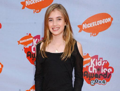 Check out Emma Roberts then, when she starred in