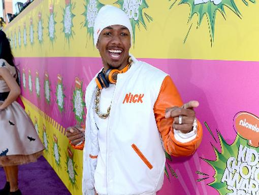 Although older, the way this funnyman clowns around, it's safe to say TeenNick Top 10's Nick Cannon is #stillnotgrownup!