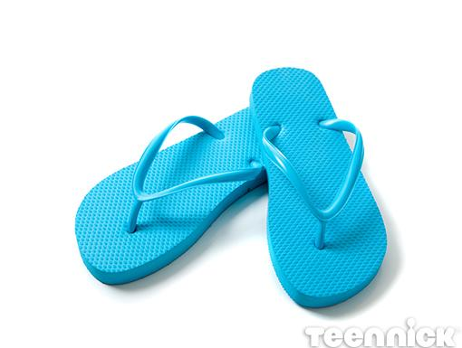 Flip Flops: Sure, the shoes are cute but can you really get down in them? Stash these in your purse to use during the wee hours of the night so you can party in comfort!