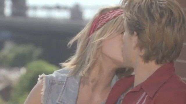 Dance Academy | Behind the Scenes of an Awkward Kiss | Video Clip | TeenNick