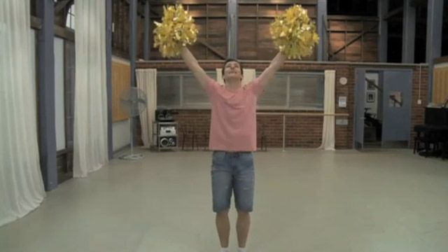 Dance Academy | Dance Academy: Ben Tries Cheerleading | Video Clip | TeenNick