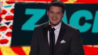 TeenNick HALO Awards 2013: Darren Criss Introduces Zachary Kerr