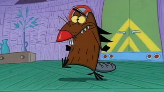 Angry Beavers: Gotta Go Video Clip | Nick Videos
