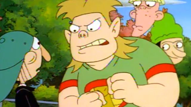 Hey Arnold!: Wolfgang & The Fifth Graders Video Clip | Nick Videos