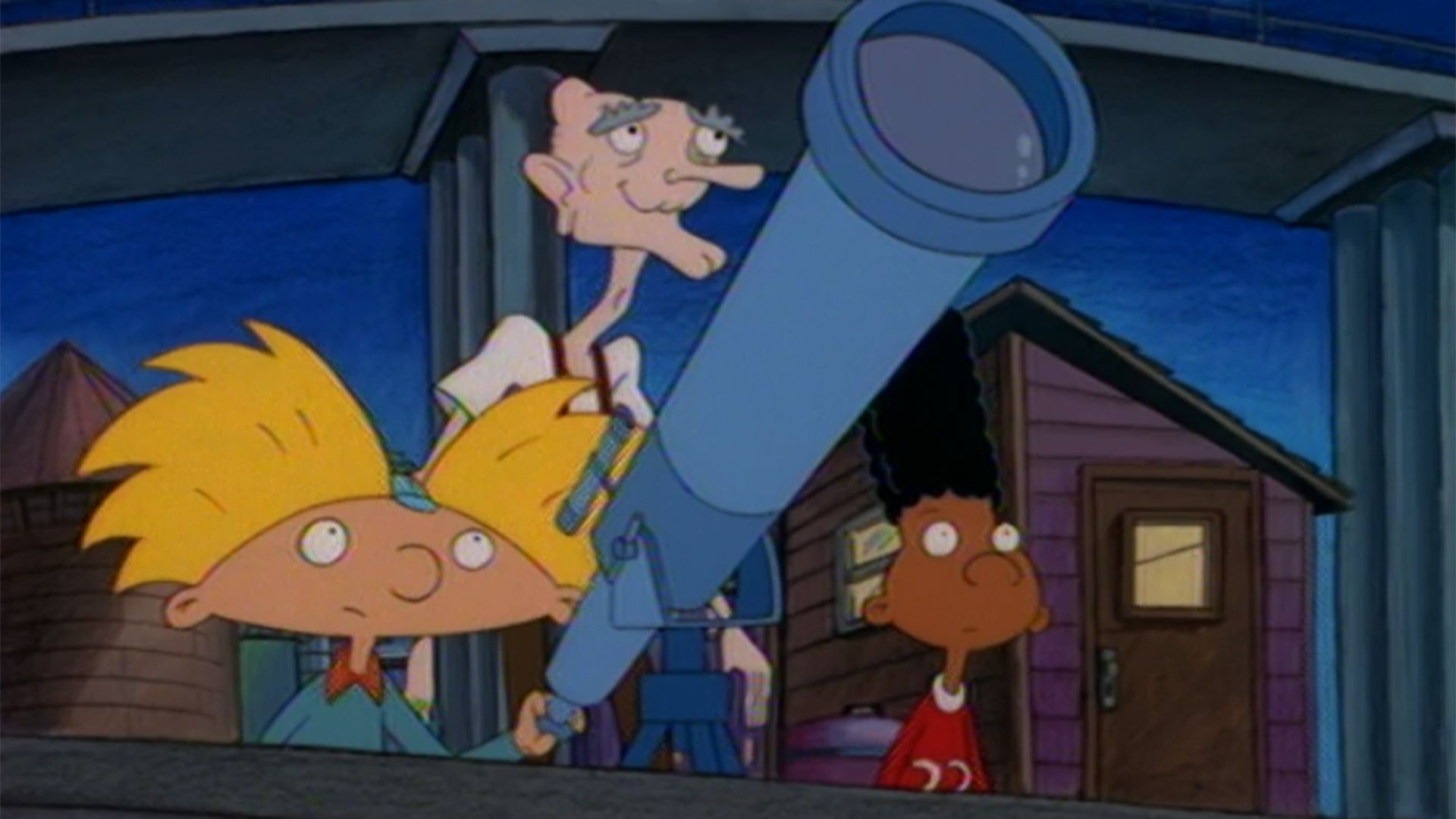 Watch Hey Arnold! Episodes | Season 1 | TV Guide