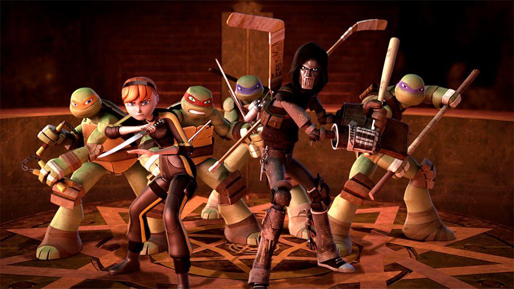 Teenage Mutant Ninja Turtles 1987 TV series  TMNTPedia