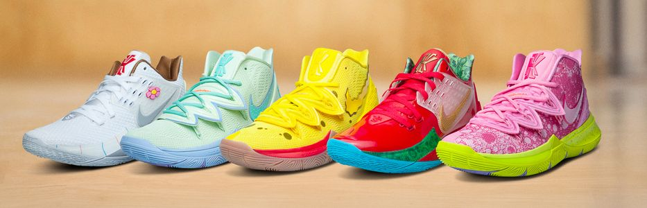 b31e7636abec5 NIKE AND VIACOM NICKELODEON CONSUMER PRODUCTS LAUNCH THE KYRIE X ...