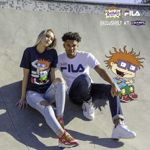 8d25c836bb817 Champs Sports Launches Exclusive FILA x Rugrats Collection | Nick Press