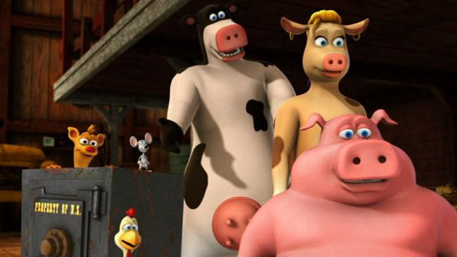 back to the barnyard images porn