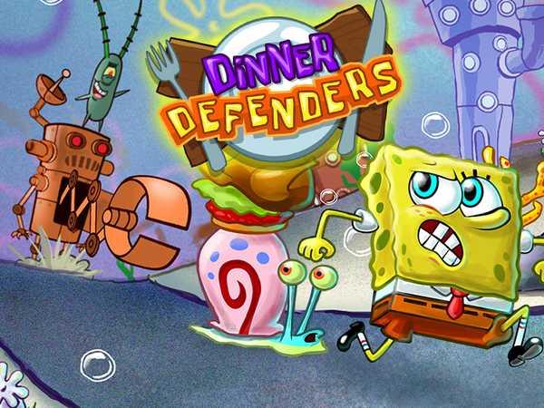 SpongeBob SquarePants: Dinner Defenders