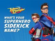 What's Your Superhero Sidekick Name?