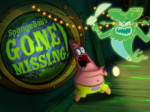SpongeBob SquarePants: SpongeBob's Gone Missing