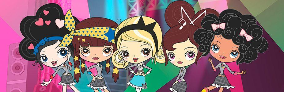 Nickelodeon To Premiere New Animated Series Kuu Kuu Harajuku From Global Superstar Gwen Stefani On Monday Oct 3 At 4 00 P M Et Pt Nick Press
